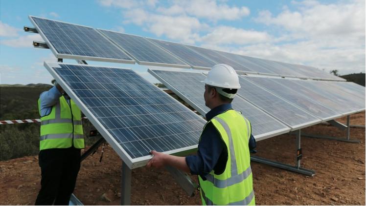 Governo mantém valor de venda de electricidade à rede pública em 2018